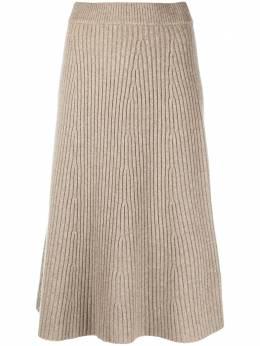 Chinti And Parker юбка в рубчик KU46