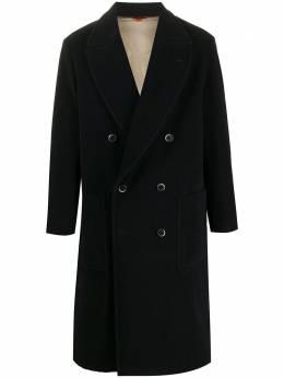 Barena двубортное пальто Murata CSU29060344
