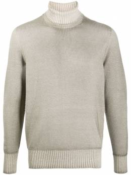 Drumohr roll neck jumper D8M104AL