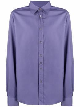 Paul Smith поплиновая рубашка M1R206UE00050