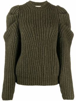 Ulla Johnson Daphne puff-sleeves jumper FA200717