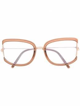 Tom Ford Eyewear очки в квадратной оправе с вырезами FT5670B