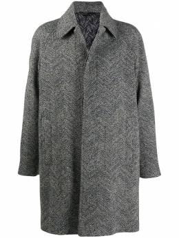 Missoni single-breasted wool coat MUA00030BC000E