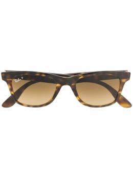 Ray Ban солнцезащитные очки в оправе черепаховой расцветки RB4640