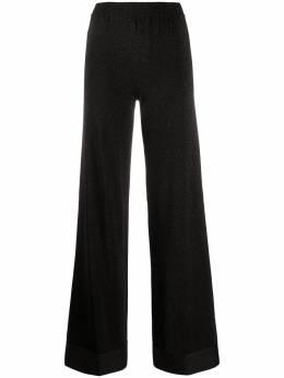 Missoni high-rise wide-leg knit trousers MDI00237BK00LG