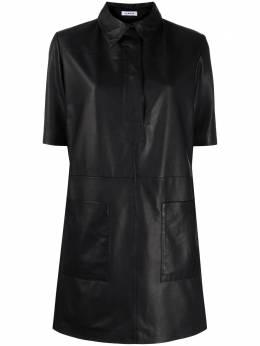 P.a.r.o.s.h. платье-трапеция MAGNETED720976