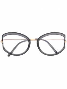 Tom Ford Eyewear очки в оправе 'кошачий глаз' FT5669B