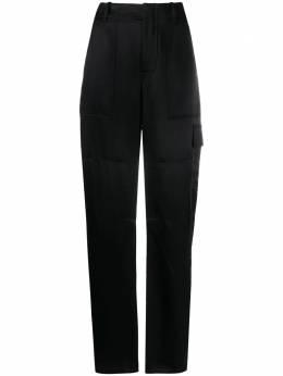 Tom Ford брюки карго прямого кроя PAW334FAX709