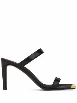 Giuseppe Zanotti Design босоножки с металлической вставкой на носке I000059004