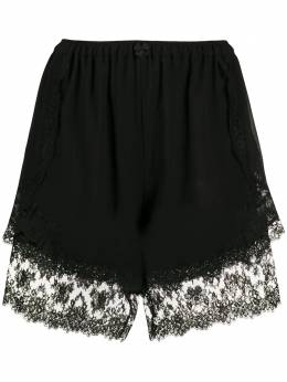 Dolce&Gabbana шорты с кружевом FTBZ1TFU1AR
