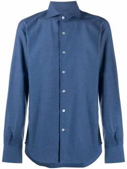 Canali slim-fit shirt LX56GH01251