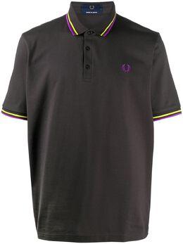 Fred Perry рубашка поло с вышитым логотипом M10235PIQUET297