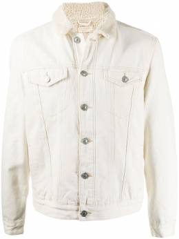 Allsaints long-sleeve denim jacket ELGINMA004T