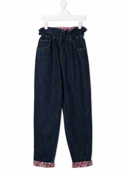 Philosophy Di Lorenzo Serafini Kids джинсы с завышенной талией PJPA49DF003