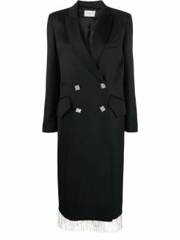 Giuseppe Di Morabito double-breasted tailored coat PF20023CO100