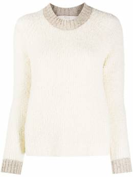 Tela long-sleeve knitted jumper B2239207T135