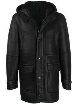 Dondup куртка с капюшоном и карманами UJ754PL0240U