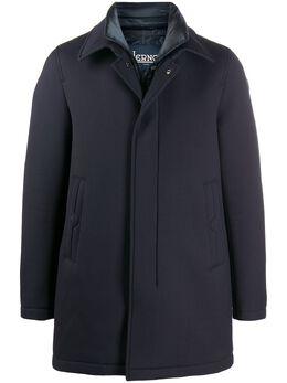 Herno short collared coat GC0052U39500