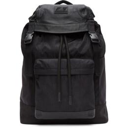Diesel Black Vyskio Backpack X07275P3590