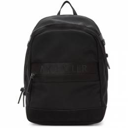 Moncler Black Gimont Backpack F209A5A7020002SLD