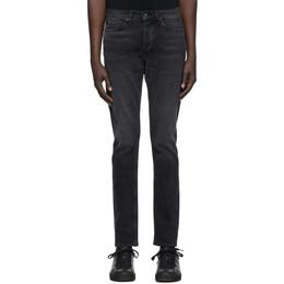 Rag&Bone Black Fit 1 Jeans MED20P1224CRCO