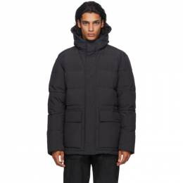 Norse Projects Black Down Willum Jacket N55-0513