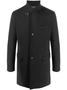 Fay однобортное пальто NAM5441061JSEI0C67