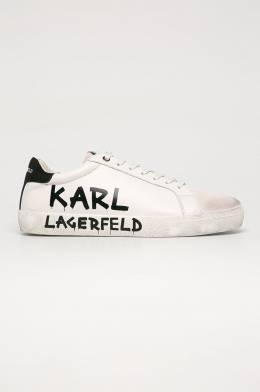 Karl Lagerfeld - Кожаные кроссовки 5056272399798