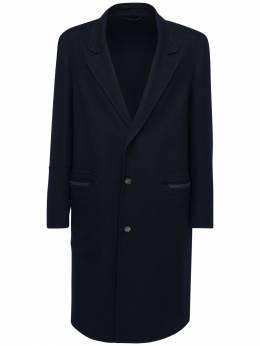 Однобортное Пальто Из Кашемира Loro Piana 72IM8B001-VzAwMA2