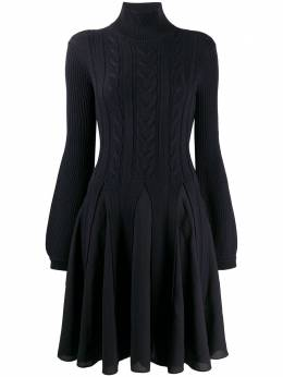Emporio Armani многослойное платье 6H2AT42M29Z