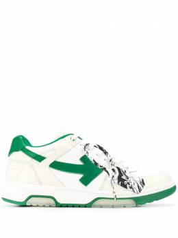Off-White кроссовки Out Of Office OMIA189F20LEA0010155
