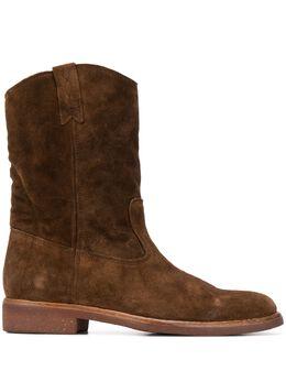 Golden Goose ботинки с подкладкой из овчины GMF00153F00068355390