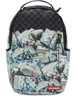 Рюкзак New Money Sprayground 72IXWA042-QkxBQ0s1