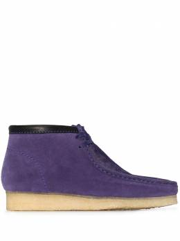 Clarks Originals ботинки Wallabee 26154840