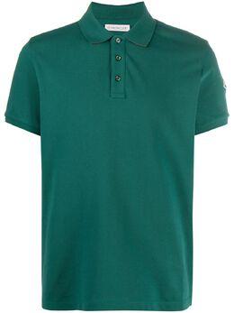 Moncler рубашка поло F20918A7051084556