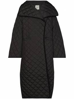 Toteme Annecy quilted padded coat 194167732
