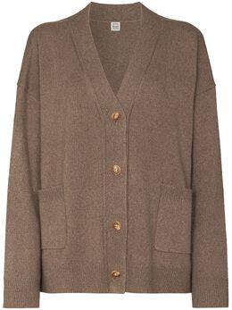 Toteme V-neck cardigan 204558759