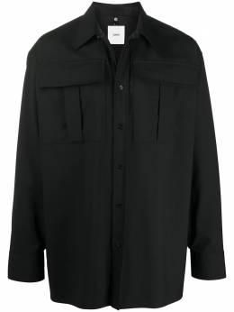 Oamc рубашка на пуговицах OAMR600290200100001