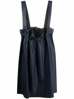 Stefano Mortari юбка из искусственной кожи K20027