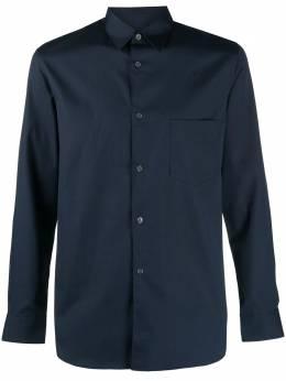 Comme Des Garcons Shirt поплиновая рубашка FO01B5012