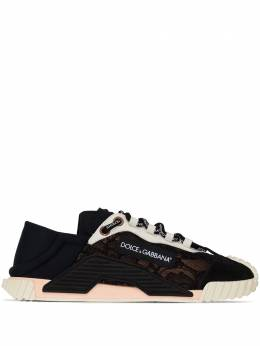 Dolce&Gabbana NS1 lace-detail sneakers CK1754AW444