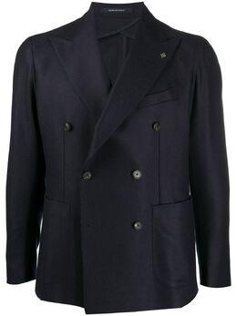 Tagliatore двубортный пиджак 1SMC20K44UIG044