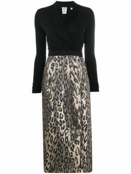 Sara Roka платье с запахом SATRE8517F2046