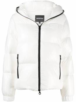 Duvetica куртка-пуховик с длинными рукавами D5030002S02BELLATRIX