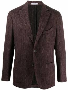 Boglioli однобортный пиджак N6302JBSC459