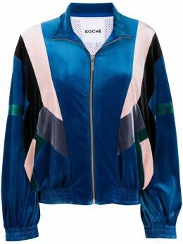 Koche куртка в стиле колор-блок SK1AM0006S23743
