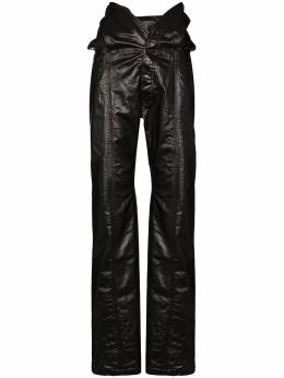 Y / Project брюки с V-образной линией талии PANT57S19