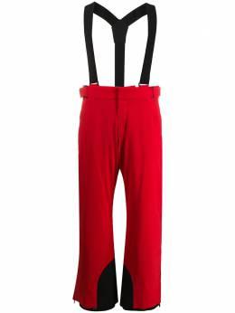 Moncler Grenoble лыжные брюки с подтяжками F20972A60240539WX
