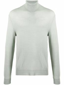 Jil Sander turtleneck wool jumper JPUR752504MRY20048