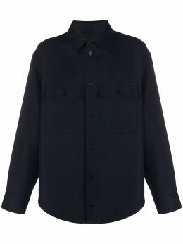 Jil Sander button-up shirt jacket JPUR600325MR212500